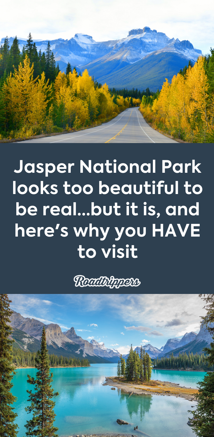 Jasper National Park Looks Too Beautiful To Be Real But It Is And Here S Why You Have To Visit Jasper National Park Canada National Parks Canada National Parks