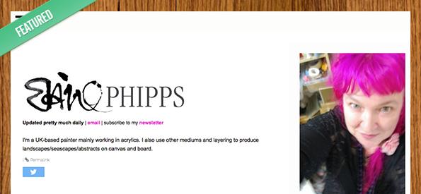 Featured Blog: Elaine Phipps