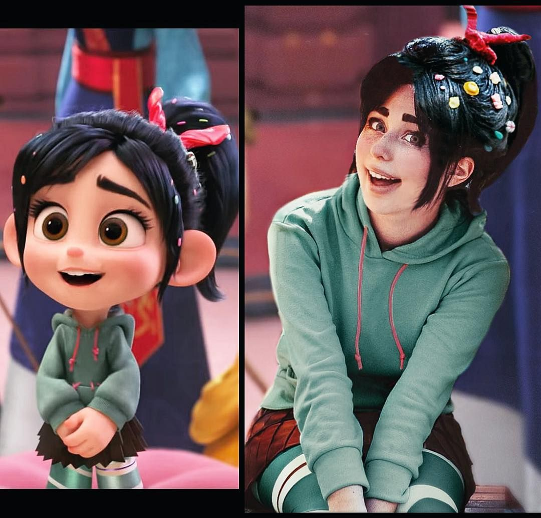 Are You Waiting For Ralph Breaks The Internet Vanellope Is One Of
