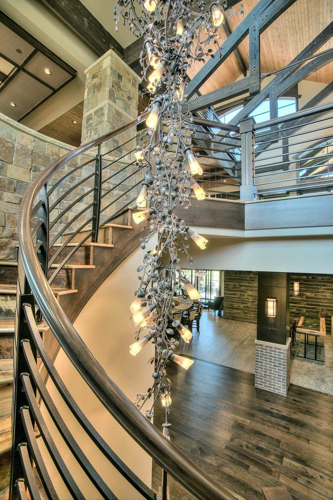 Best 13 Spiral Staircase Design Ideas For Small Spaces Spiral Staircase Staircase Design Spiral 400 x 300