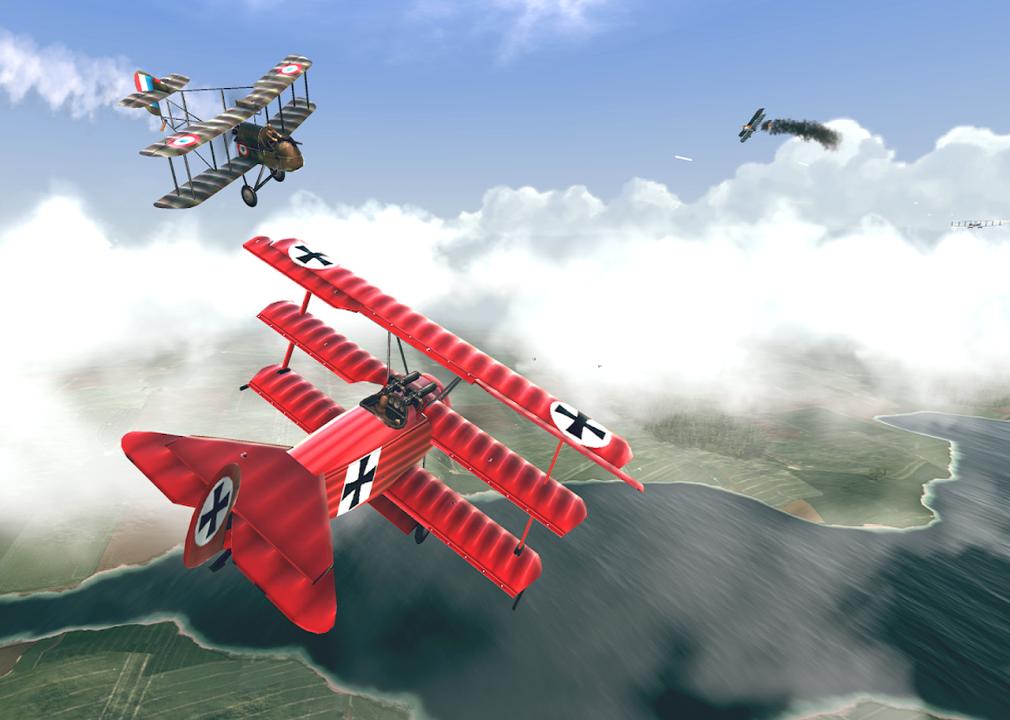 Warplanes WW1 Sky Aces VIP Mod Download APK