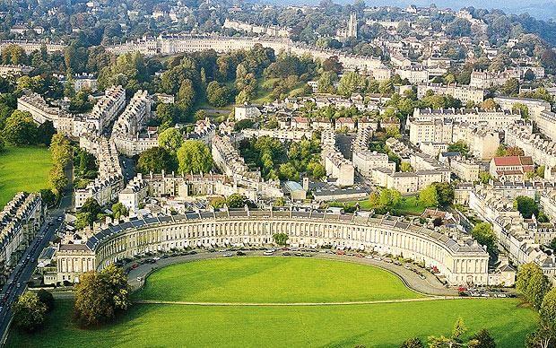 Period Property Georgian Piles For Sale Bath England Somerset