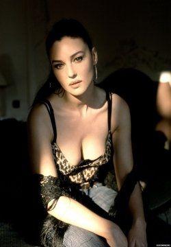 Monica Bellucci Sexiest Movies List