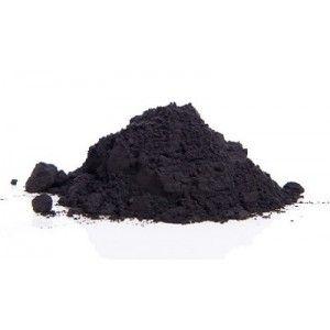Pigment Ocre grise - Réf. : 2193   Mélange d'ardoise et de noir naturel, ce pigment anthracite, donnera de très beaux effets marbrés dans les stucs. Compatible avec tous les liants.  Pigment 100% naturel