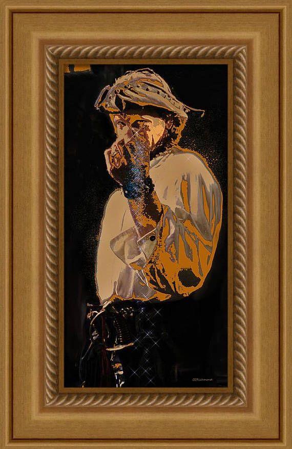 Custom Digital Download Pirate with frame Fair Portrait Photo | C.S. ...