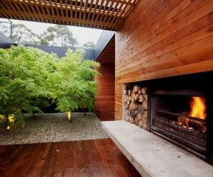 courtyard design inspiration | Perfect Living Spaces | Pinterest ...