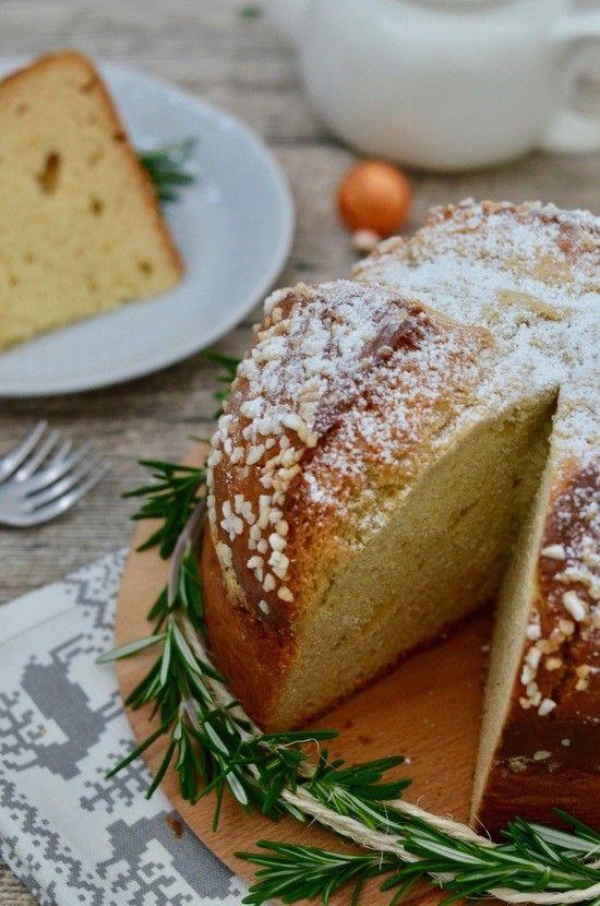 Italienischer Panettone Weihnachten Pinterest Kuchen