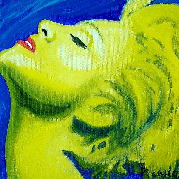 #HollyPicano #Madonna #Art