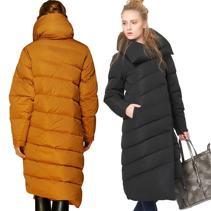 EMIR ROFFER 2017 Winter Women's Down Jacket Female Designer ...