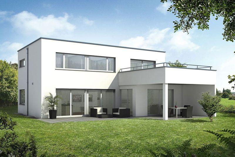 Atriva | bauen | Pinterest | Moderne häuser bauen, Haus bauen und ...