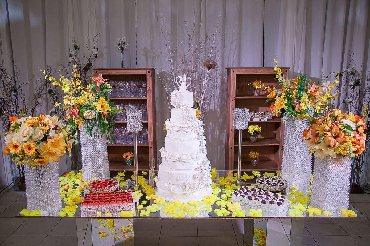 Decoração casamento - São Vicente SP - Fotógrafo Emerson David