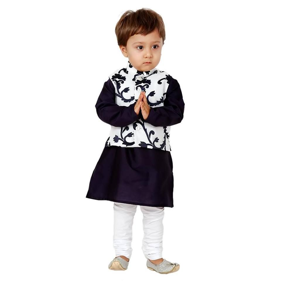 9148d2cd Kurta Pyjama collection for kids.Shop this and many more kurta sets ...
