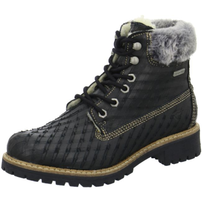 Ecco Damen Babett Boot Stiefel: Schuhe & Handtaschen