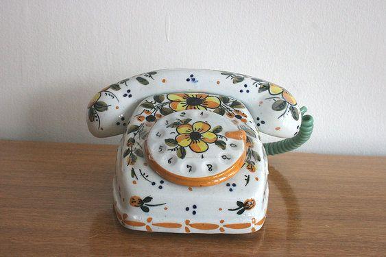 Telefonos la fresquera muebles objetos vintage madrid tel fonos pinterest objetos - Telefono registro bienes muebles madrid ...