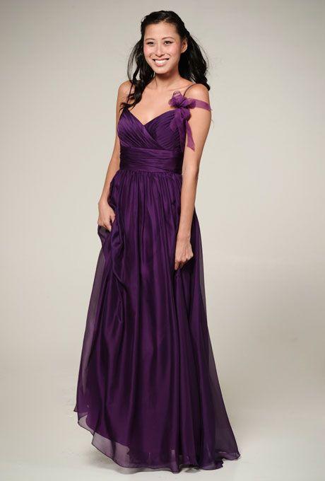 Bridesmaid Dresses Plum | Good Dresses