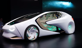 Modern Science: Toyota Concept-I: Turning Car Illusions Into Reali...