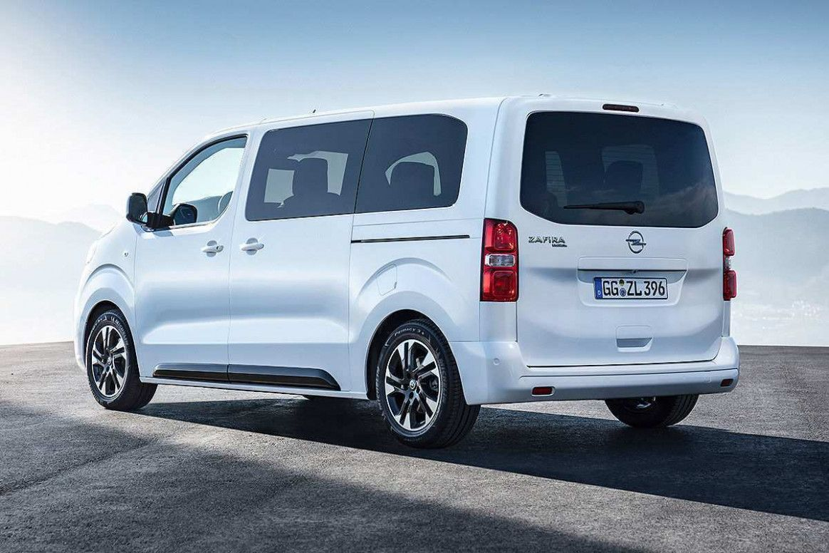 Opel Zafira 2020 Interior Exterior And Interior