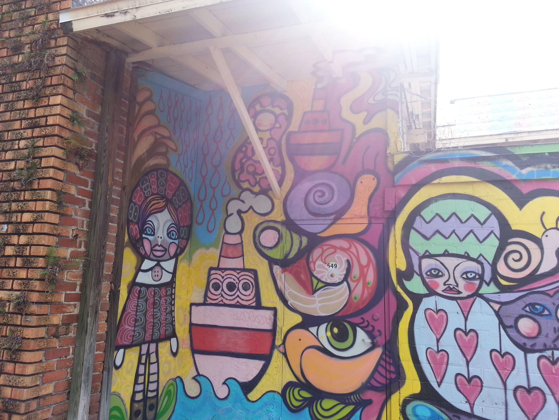 Street art street art art hearthstone