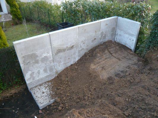Murs De Soutenement En L Beton Prefabrique Prix Et Info Mur De