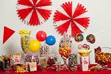 Candy Buffets — Wedding Candy — Nuts.com #nutsdotcom and #wedding