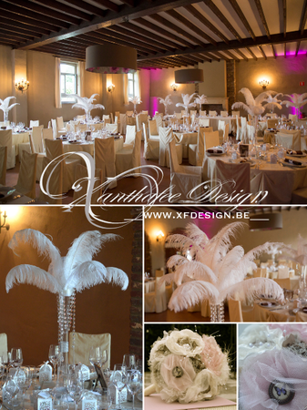 decoration mariage brabant wallon
