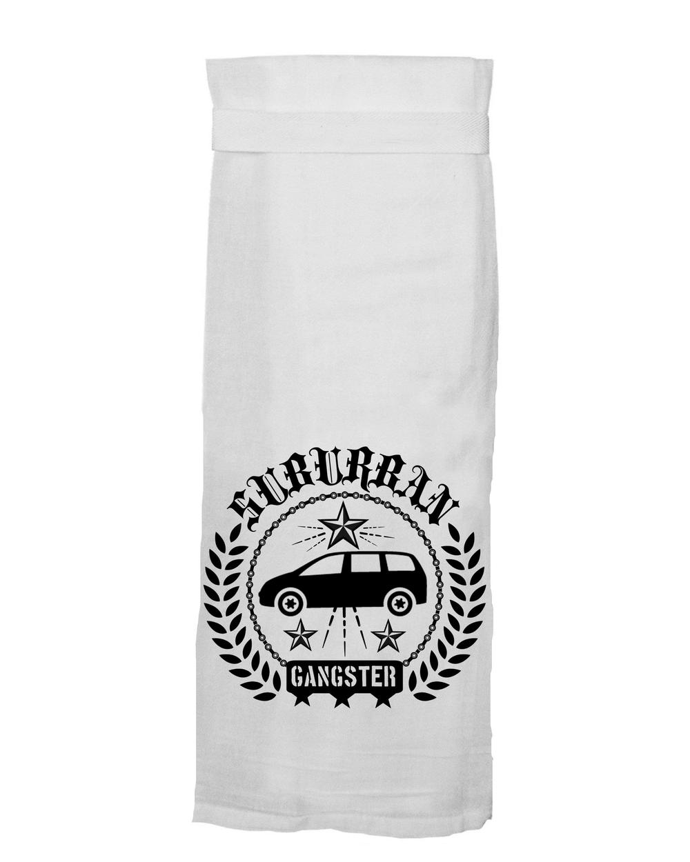 Suburban Gangster Kitchen Towel Kitchen Hand Towels Kitchen