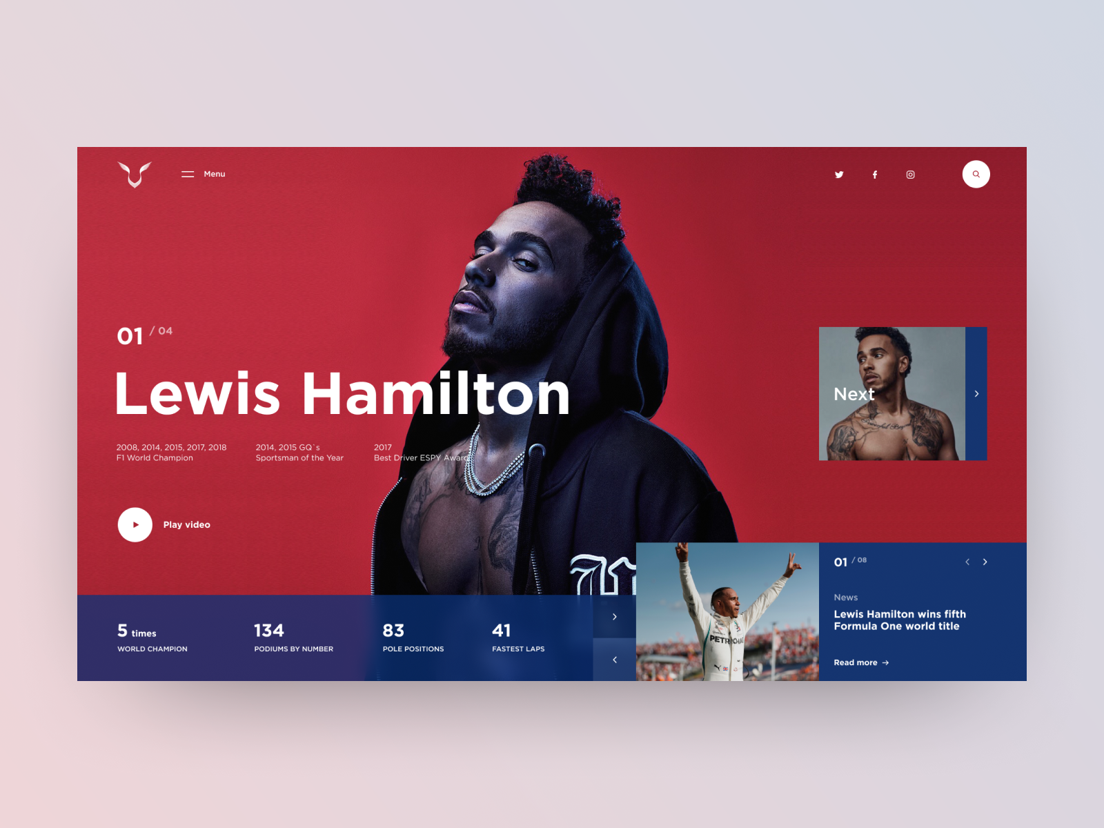 Lewis Hamilton Redesign Concept Lewis Hamilton Fun Sports Best Sports Quotes