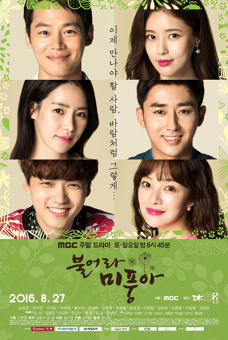 Blow Breeze-The story depicts the romance between a bright woman, Mi-Poong
