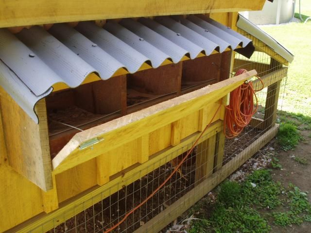 Pollai mobili ~ Fiche bricolage le poulailler roulotte pollai