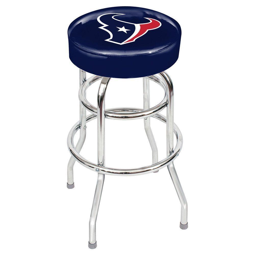 Houston Texans Game Room Stool