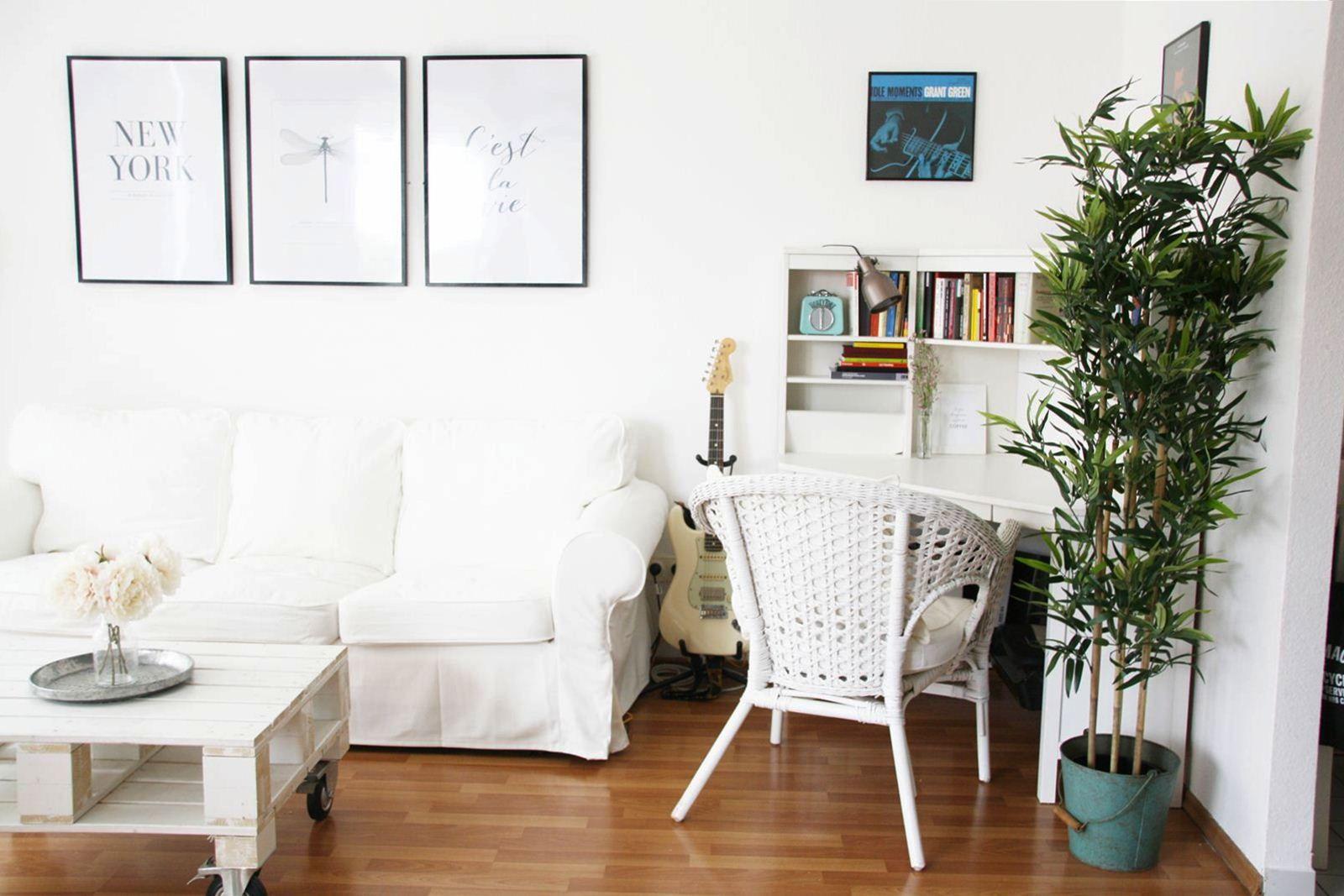 Mein Wohnzimmer | Büro Ecke | Eckschreibtisch | Wohnzimmer ...