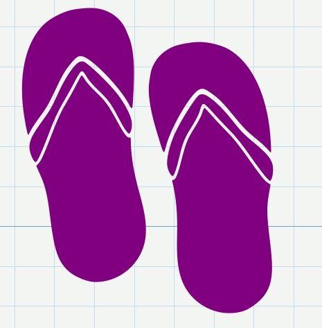 7d389484791 flip flop svg file free