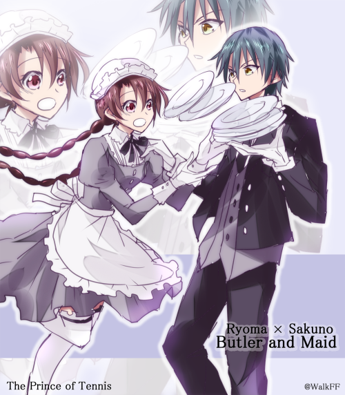 PaolaChatters • I love this two :3 リョ桜LOG6+α | W [pixiv]...