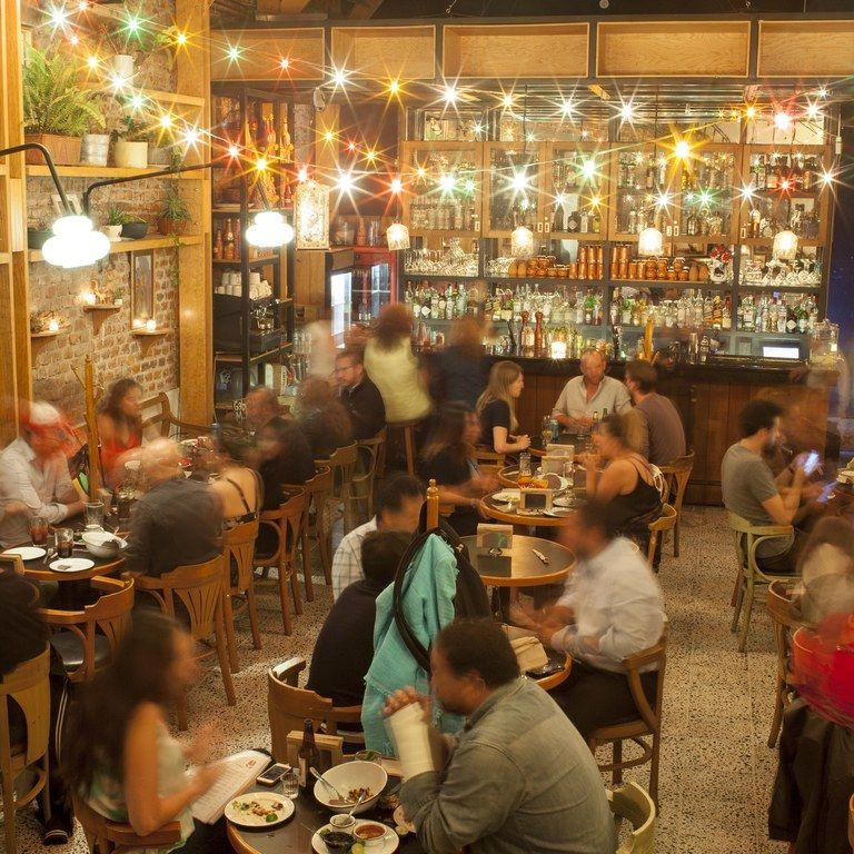 Páramo Review Mexico city, Mexico, City
