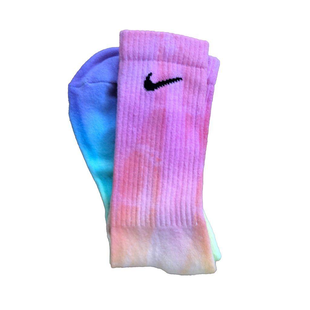 un milione Impero Accordo  NIKE calze Tie Dye nel 2020   Calze, Nike
