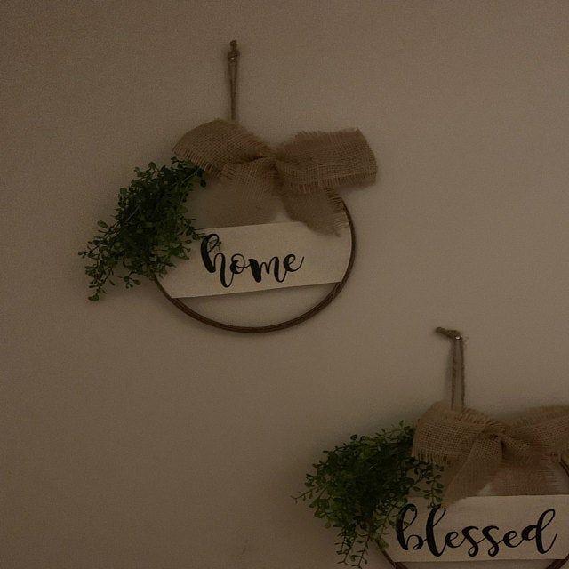 Photo of Hoop Hoop Wreaden – Hoop Wreath hoop – Small peasant wreath