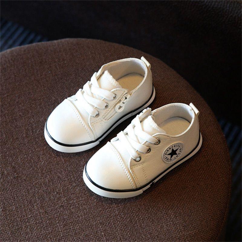 2017 Nuevos Zapatos De Los Ninos Zapatillas De Deporte De Moda Inferior Suave Zapatos Del Nino Del Bebe Ninos Ninas Kid Shoes Girls Casual Shoes Girls Sneakers