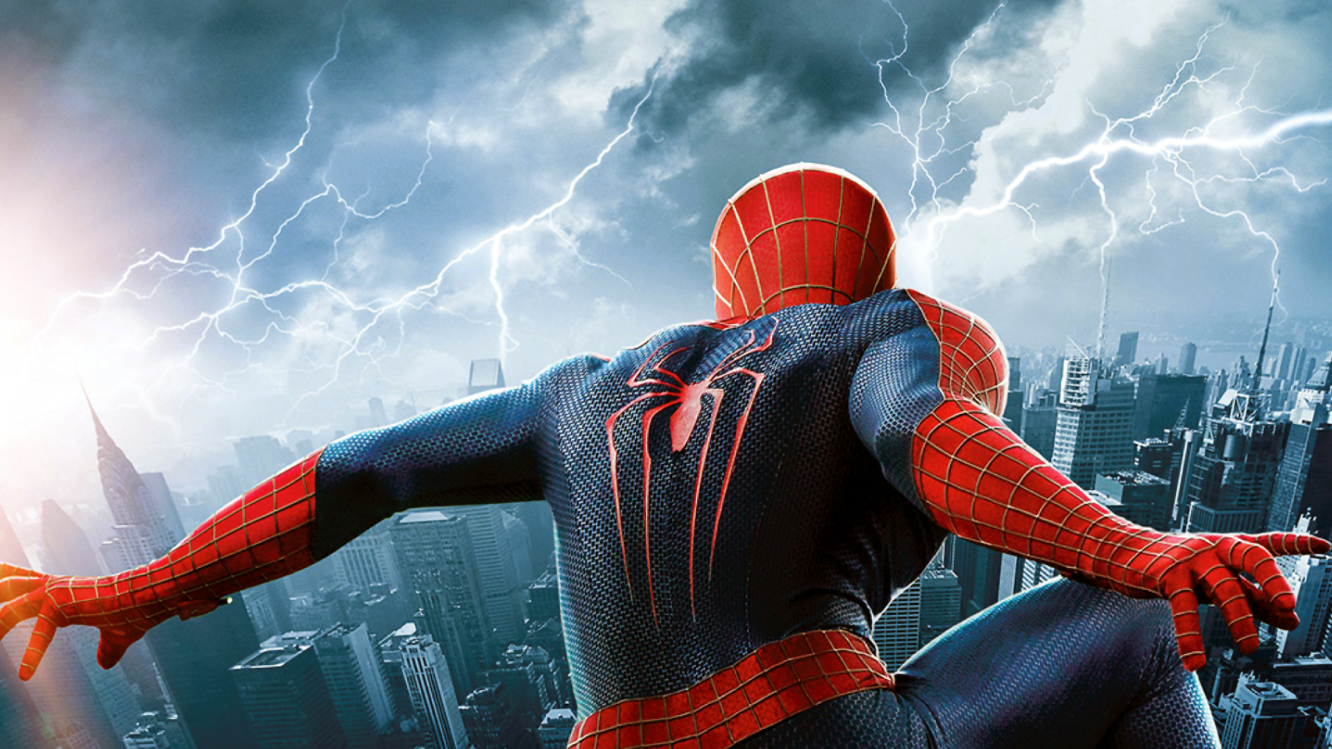 THE AMAZING SPIDERMAN Spiderman Superhero Q Wallpapers HD - Awesome video baby spiderman dancing