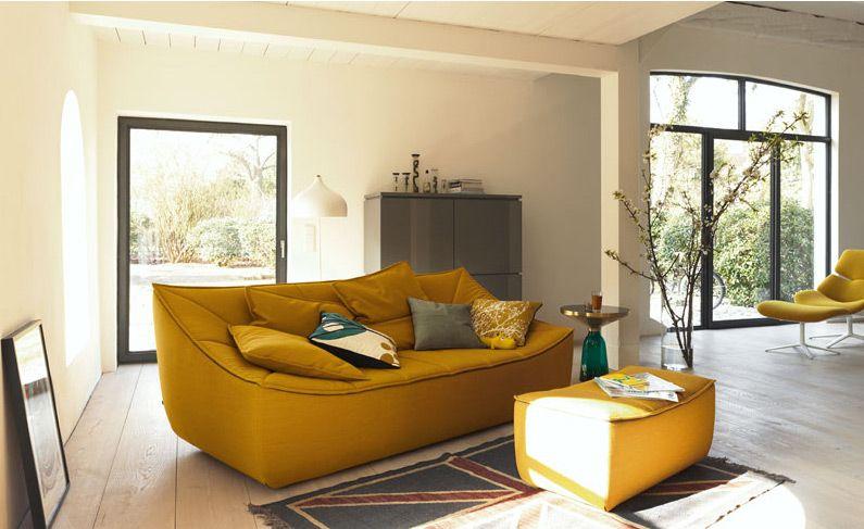 Eine Kleine Ruheinsel Mit Gemütlichem Sitzfeeling. Perfekt Für Jeden  #Samstag Abend :) Http://www.raumideen.org/cor Sofa Bahir