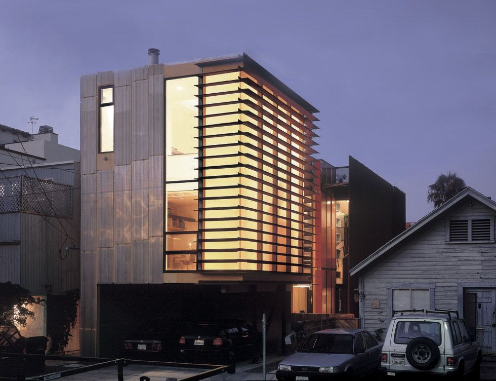canal house ~ sander architects
