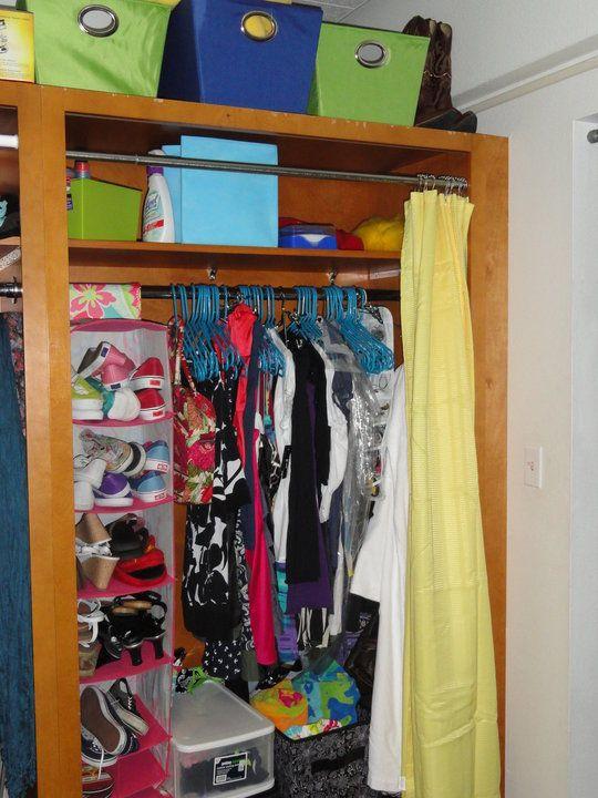College Dorm Decoration Organization Ideas