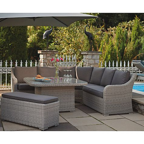 buy kettler madrid outdoor furniture range online at johnlewis com rh pinterest co uk