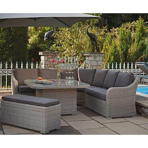 buy kettler madrid outdoor furniture range online at johnlewiscom - Garden Furniture The Range