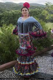 Resultado de imagen de falda flamenca