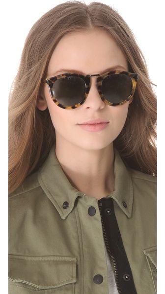603b8c9c0551 Karen Walker Harvest Sunglasses