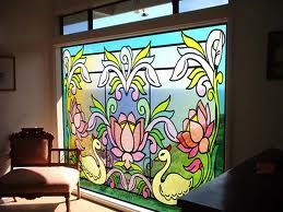 Image result for stained glass window cling images