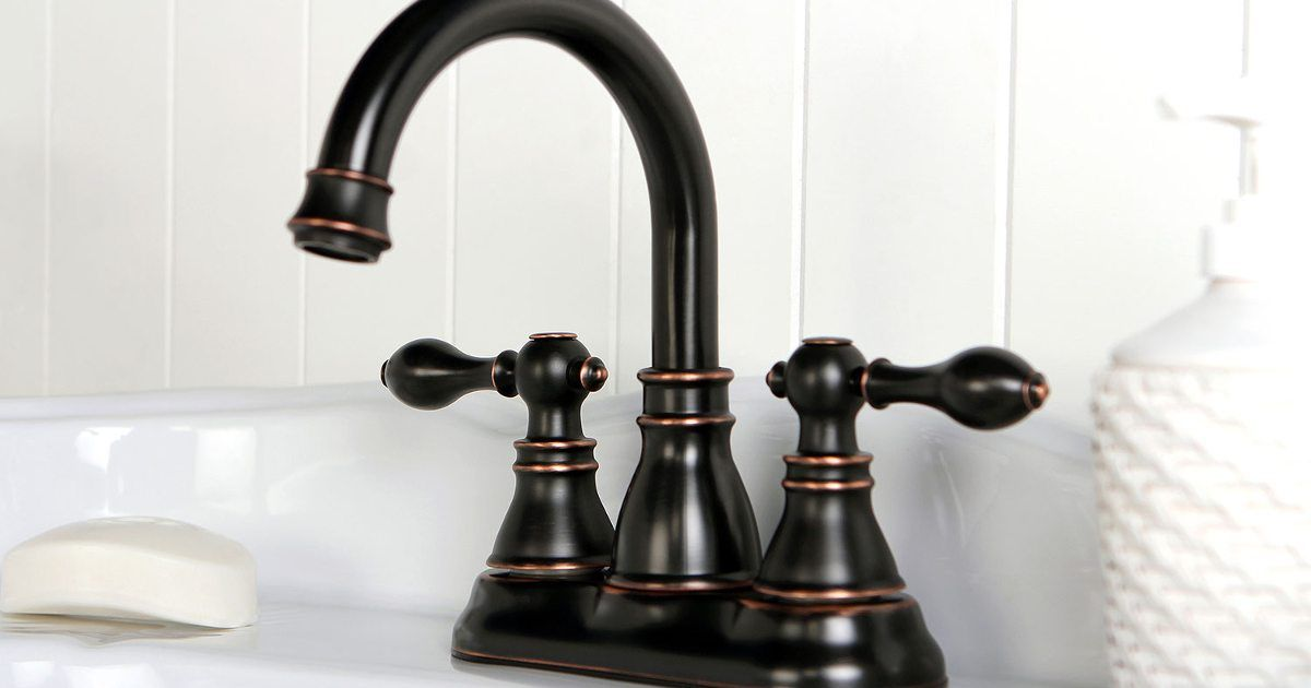 Photo of How to Maintain Bronze Bathroom Fixtures | Overstock.com