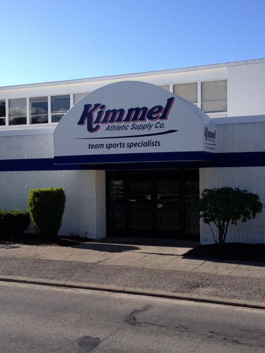 Fabric Awning For Kimmel Athletic S Entrance Fabric Awning Entrance Awning