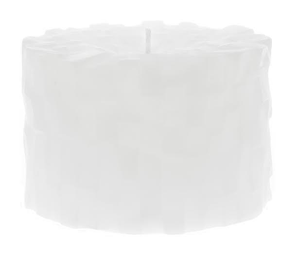 Paanu valkoinen kynttilä 11x7 cm, 8 € (norm.14 €), Pentik, 1.krs