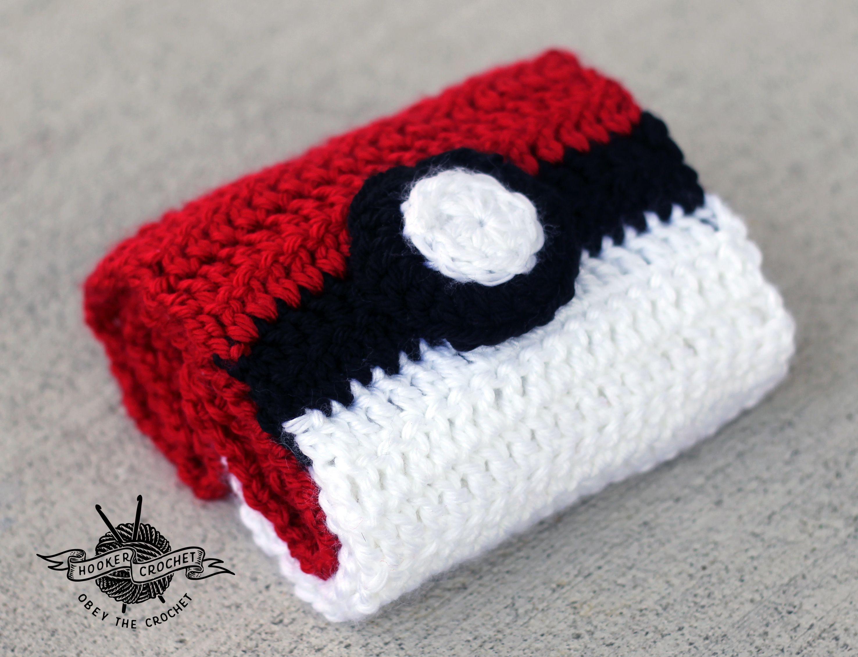 Pokemon Scarf – Free Crochet Pattern | Anime kleidung, Häkeln und Fee